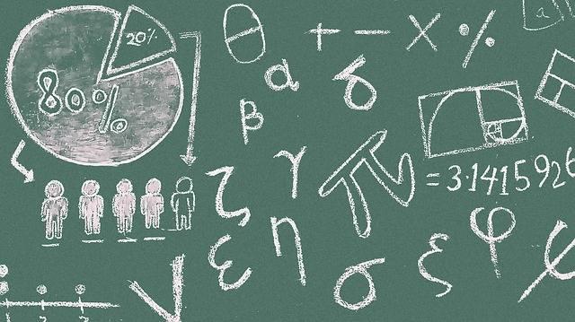Math Symbols Blackboard · Free image on Pixabay (53464)