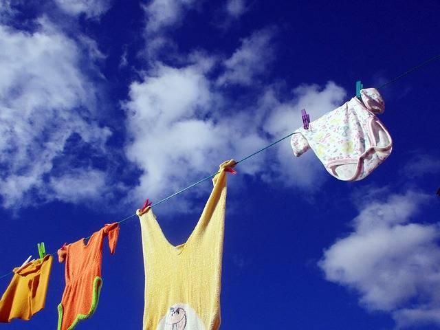 Clothes Line Wash Laundry · Free photo on Pixabay (54620)