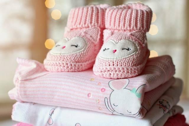 Booties Baby Girl · Free photo on Pixabay (55148)