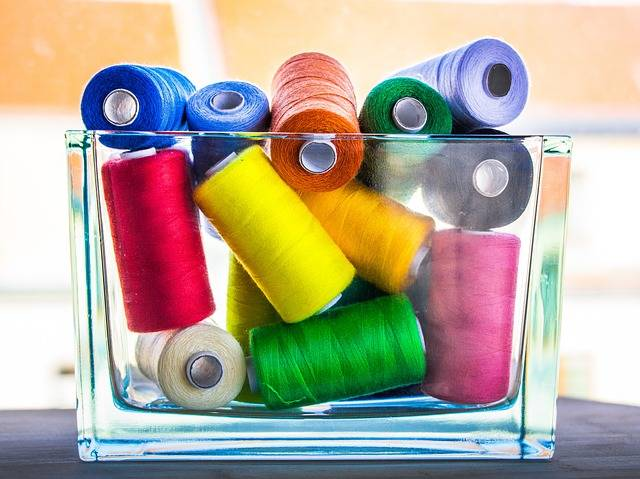 Thread Sewing Colorful · Free photo on Pixabay (55622)