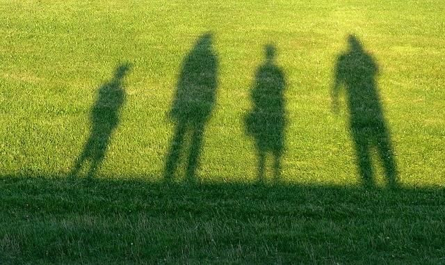 Travel Family Contour · Free photo on Pixabay (58449)